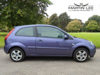 USED 2007 57 FORD FIESTA 1.2 ZETEC CLIMATE 16V 3d 78 BHP