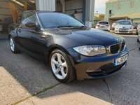 USED 2010 60 BMW 1 SERIES 2.0 118D SPORT 2d 141 BHP **SUPERB DRIVE**LOVELY CONDITION**FULL HISTORY**