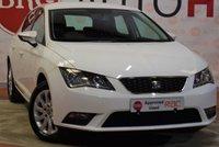 USED 2014 SEAT LEON 1.6 TDI SE 5 Door Hatchback 105 BHP