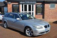 2005 BMW 5 SERIES 2.5 525I SE 5d AUTO 215 BHP £2595.00