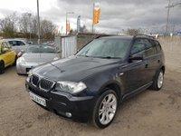 USED 2009 09 BMW X3 2.0 20d M Sport xDrive 5dr 3 Month Part+Labour Warranty!