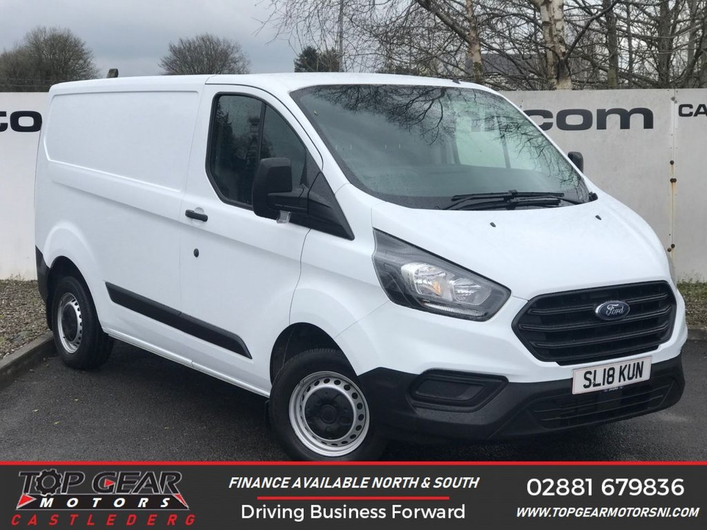 USED 2018 18 FORD TRANSIT CUSTOM NEW MODEL 280 2.0 105-130 BHP  L1 H1 CHOICE OF 85 VANS