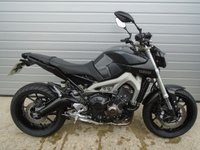 USED 2013 63 YAMAHA MT-09 MT-09