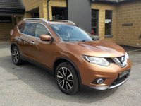 USED 2015 15 NISSAN X-TRAIL 1.6 DCI TEKNA 5d 130 BHP 7 Seats 7Seats; Pan Roof; Auto Lights & Wipers; Heated Leather; 360Cameras & Sensors