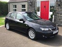 2008 SUBARU IMPREZA 2.0 R 5d AUTO 150 BHP £3995.00