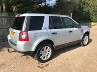 USED 2007 56 LAND ROVER FREELANDER 3.2 I6 HSE 5d AUTO 230 BHP SAT NAV + PAN ROOF + LEATHER TRIM + SERVICE HISTORY