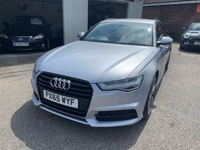AUDI A6 at Euxton Sports and Prestige