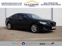 USED 2015 65 MAZDA 6 2.2 D SE-L NAV 4d 148 BHP One Owner Full Mazda History Buy Now, Pay Later Finance!