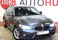 2015 BMW 1 SERIES 118I 1.5 SE NAV 3 Door Hatchback  £12490.00