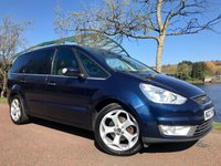USED 2007 07 FORD GALAXY 2.0 GHIA TDCI 5d 143 BHP **UNWANTED PART EXCHANGE**