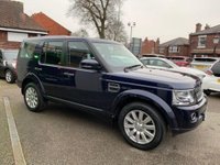 USED 2015 65 LAND ROVER DISCOVERY 3.0 TD6 SE 4X4 5dr FULL LAND ROVER HISTORY