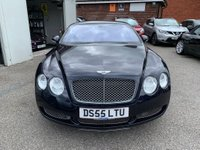 USED 2006 55 BENTLEY CONTINENTAL 6.0 GT 2dr MULLINER FULL SERVICE HISTORY.