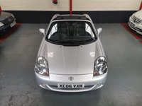 2006 TOYOTA MR2 1.8 VVT-I ROADSTER 2d CONVERTIBLE £3000.00