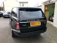 USED 2013 63 LAND ROVER RANGE ROVER 4.4 SD V8 Vogue 4X4 5dr MAGNIFICENT EXAMPLE