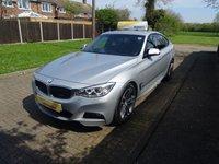 USED 2014 63 BMW 3 SERIES 2.0 320D M SPORT GRAN TURISMO 5d AUTO 181 BHP