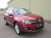 2015 VOLKSWAGEN TIGUAN 2.0 MATCH TDI BLUEMOTION TECH 4MOTION DSG 5d AUTO 139 BHP £SOLD
