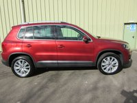 USED 2015 15 VOLKSWAGEN TIGUAN 2.0 MATCH TDI BLUEMOTION TECH 4MOTION DSG 5d AUTO 139 BHP A STUNNING TIGUAN 4 MOTION WITH £5100 OF EXTRAS