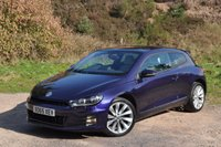 USED 2015 65 VOLKSWAGEN SCIROCCO 2.0 GT TDI BLUEMOTION TECHNOLOGY 2d 150 BHP