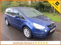USED 2014 14 FORD S-MAX 1.6 ZETEC TDCI S/S 5d 115 BHP Fantastic Value Higher Mileage Ford S-Max Bargain with Seven Seats, Air Conditioning, Electric Windows, Electric Mirrors and Alloy Wheels