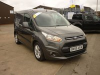 2015 FORD TRANSIT CONNECT 1.6 200 LIMITED PANEL VAN  114 BHP £8995.00