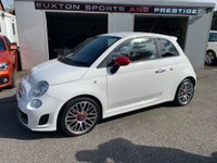 USED 2009 09 ABARTH 500 1.4 T-Jet 3dr SERVICE HISTORY