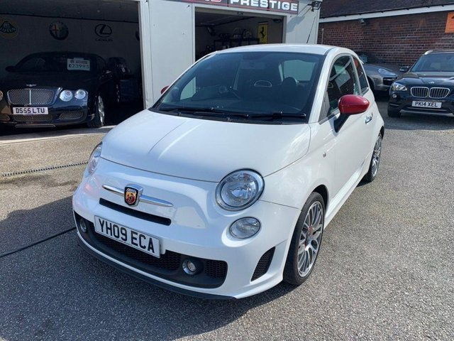 ABARTH 500 at Euxton Sports and Prestige