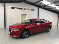 USED 2018 18 MAZDA 6 2.0 SE-L NAV PLUS 4d AUTO 144 BHP Great Saving! Only 1,500 Miles