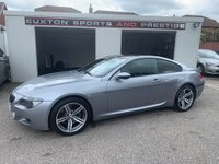 USED 2005 55 BMW M6 5.0 V10 SMG 2dr BMW DOCUMENTED SERVICE HISTORY