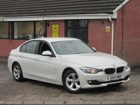 2013 BMW 3 SERIES 320D (SAT NAV) EFFICIENTDYNAMICS 4dr £6990.00