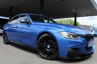 2012 BMW 3 SERIES 2.0 320D M SPORT 4d AUTO 181 BHP £16730.00