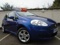 2008 FIAT GRANDE PUNTO 1.2 ACTIVE 8V 3d 65 BHP £2499.00
