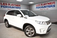USED 2017 67 SUZUKI VITARA 1.6 SZ-T DDIS 5d 118 BHP Cheap Tax, Superb MPG, Bluetooth, Cruise control, Sat Nav