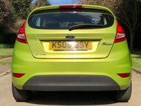 USED 2009 09 FORD FIESTA 1.2 STYLE 3d 81 BHP