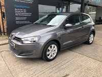 USED 2010 10 VOLKSWAGEN POLO 1.4 SE DSG 3d AUTO 85 BHP One owner,Full VW history, DSG Auto