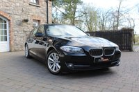 USED 2012 BMW 5 SERIES 2.0 520D EFFICIENTDYNAMICS 4d 181 BHP Heated Seats, Sat Nav. Great driving vehicle!