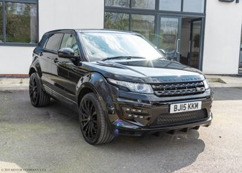 2015 LAND ROVER RANGE ROVER EVOQUE 2.2 SD4 PURE TECH HAWKE FACTORY BODY KIT 5d AUTO 190 BHP £27990.00