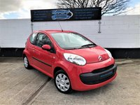 2008 CITROEN C1 1.0 RHYTHM 3d 68 BHP £SOLD