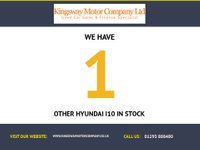 USED 2012 62 HYUNDAI I10 1.2 ACTIVE 5d 85 BHP GUARANTEED TO BEAT ANY 'WE BUY ANY CAR' VALUATION ON YOUR PART EXCHANGE