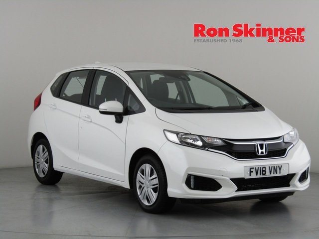 View our 2018 18 HONDA JAZZ 1.3 I-VTEC S 5d 101 BHP