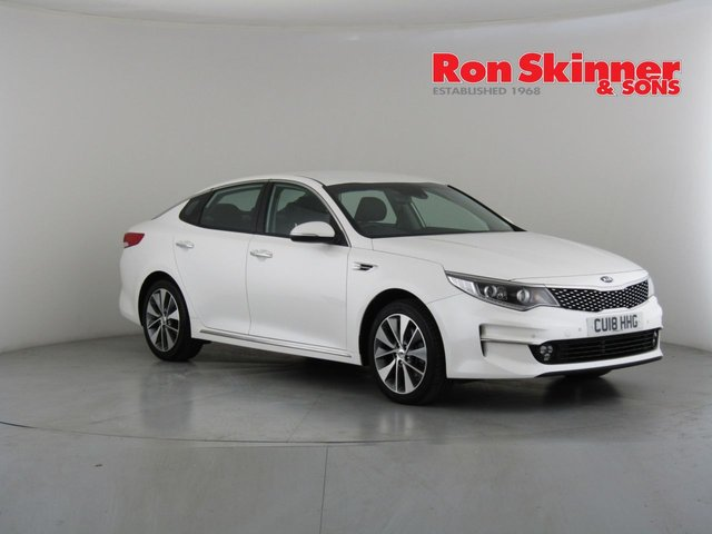 View our 2018 18 KIA OPTIMA 1.7 CRDI 3 ISG 4d 139 BHP