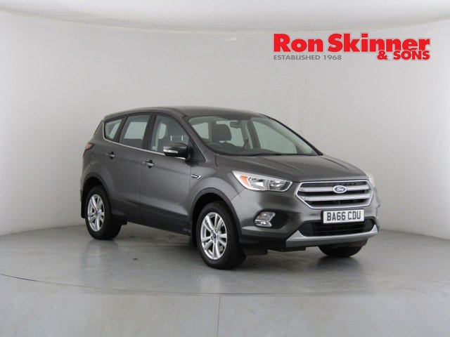 View our 2017 66 FORD KUGA 2.0 ZETEC TDCI 5d 148 BHP