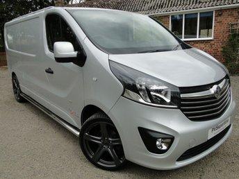 8bdae13852 Used Vauxhall vans in Huntingdon from Prime Vehicle Sales