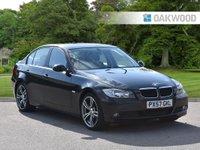 2007 BMW 3 SERIES 2.0 318I SE 4d 128 BHP £2795.00
