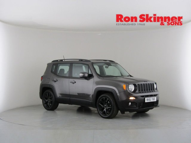 View our 2016 16 JEEP RENEGADE 1.6 MULTIJET DAWN OF JUSTICE 5d