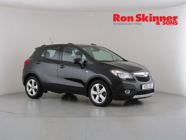 View our 2015 15 VAUXHALL MOKKA 1.4 EXCLUSIV S/S 5d 138 BHP