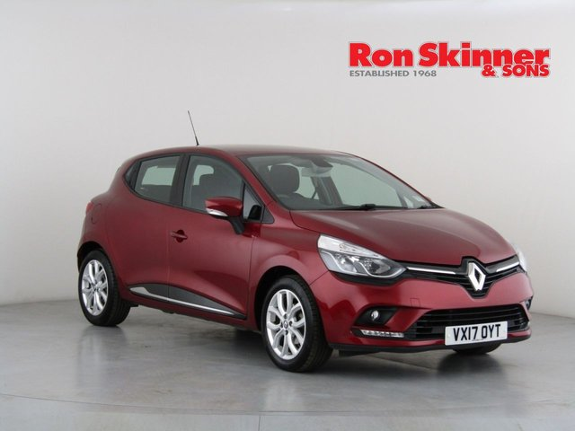View our 2017 17 RENAULT CLIO 1.1 DYNAMIQUE NAV 5d 73 BHP