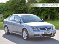 2005 VAUXHALL VECTRA 1.9 SRI CDTI 16V 5d 148 BHP £1495.00