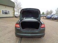 USED 2011 61 JAGUAR XF 2.2 D LUXURY 4d AUTO 190 BHP