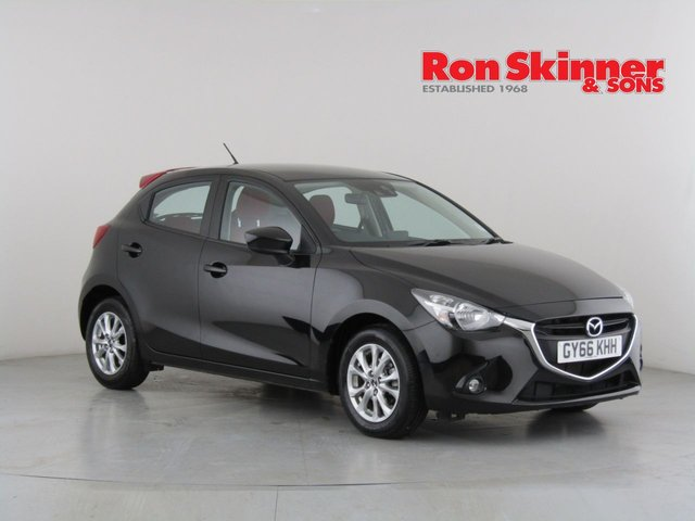 View our 2016 66 MAZDA 2 1.5 RED EDITION 5d 89 BHP