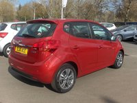 USED 2016 16 KIA VENGA 1.4 2 ISG 5d 89 BHP BALANCE OF MANUFACTURERS SEVEN YEAR WARRANTY